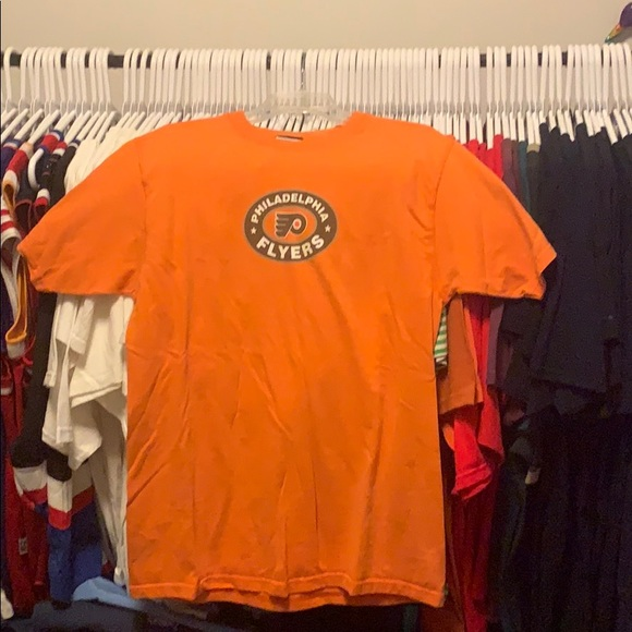 cheap for discount f0502 3c227 Vintage Pro Player Philadelphia Flyers T-shirt